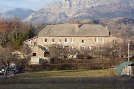 Gites du villard - Le Vieux Chaillol - Chabottes