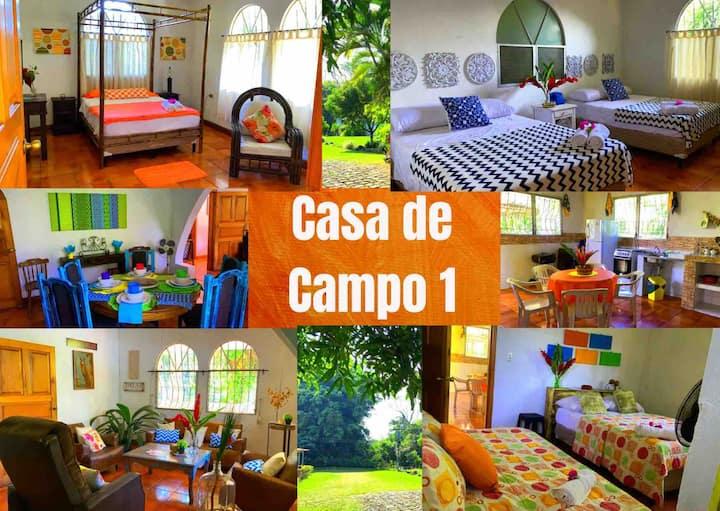 Casa de Campo El Niño 1 IRTRA Retalhuleu