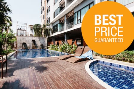 ★Apartment with nature view & pool★ - Chiang Mai - Lejlighed