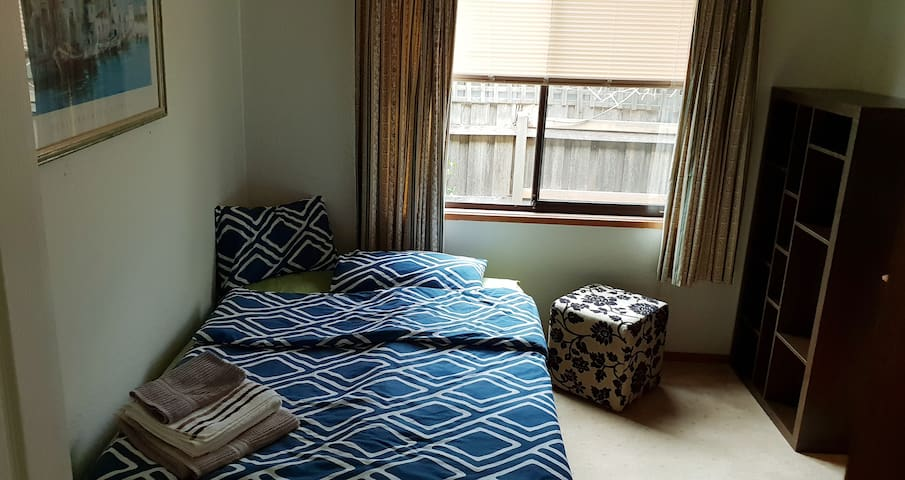 Quite room for female single person in FamilyHouse