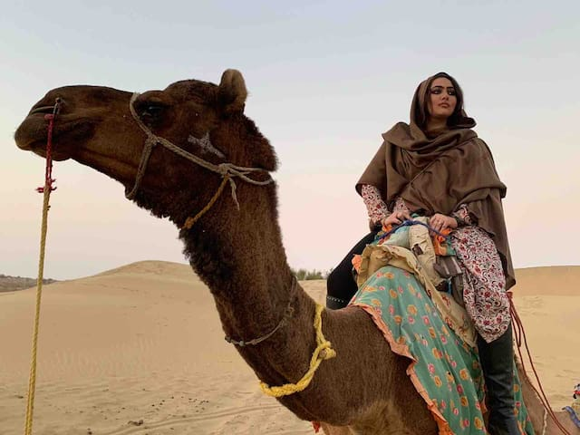 An Arabian Night in the Thar Desert!