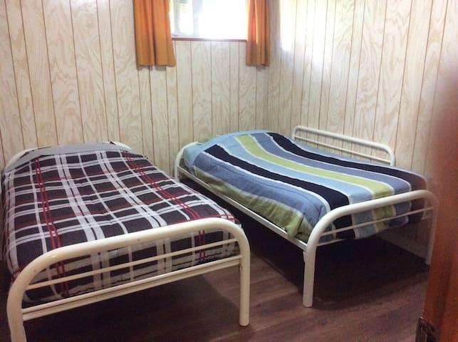 Chambre privée dans maison de quartier tranquille - La Pocatière