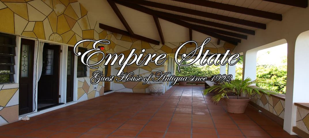 Empire State- Antigua Guesthouse