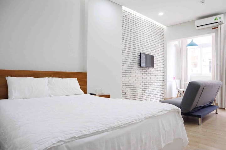 Spotless Studio located perfectly in center HCMC