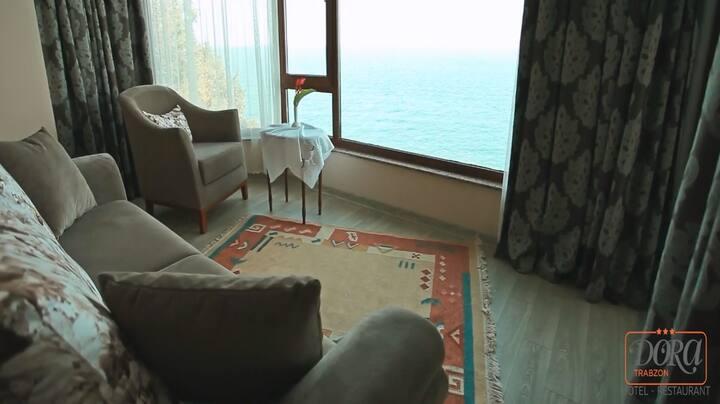 Dora  Hotel Main Buulding full seaview big rooms