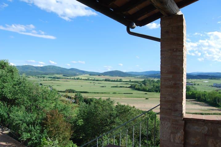 CASA SANTA GIULIA - Monteriggioni - Pis