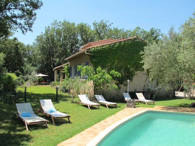 Holiday home in Forcalqueiret - 170
