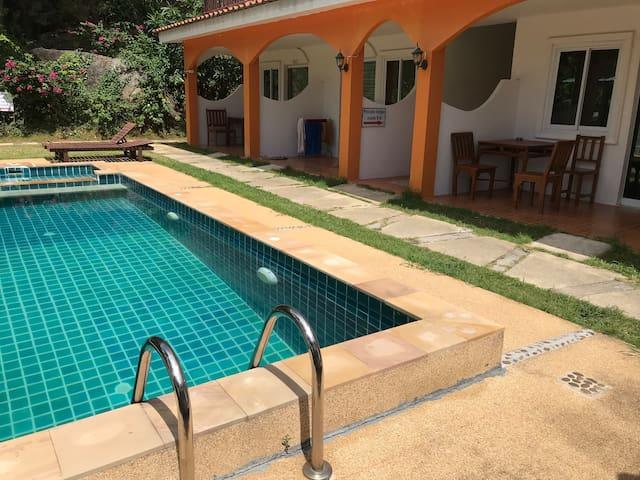 Private Lodge Beachside Samui Lamai