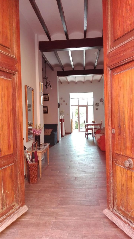 Casa Serer/ Tradicional vivienda rural