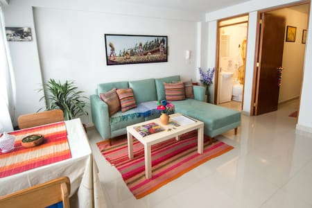 Private Apartment - San Blas Market - Cusco Center