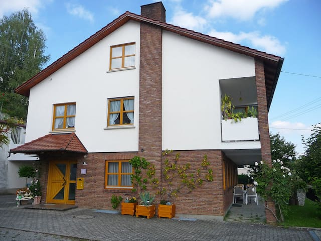 Apartment Friedrich in Pfullendorf