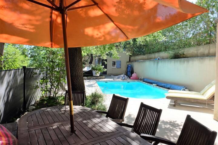 T1 dans maison Sud Luberon - Pertuis - Apartment