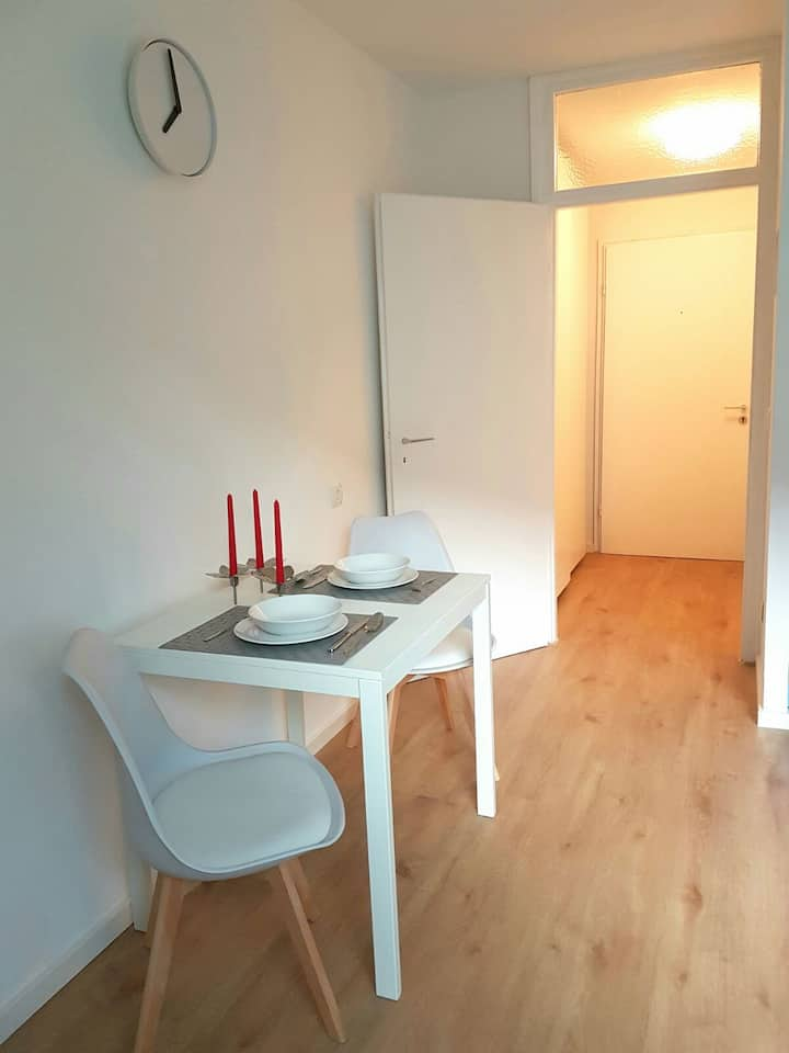 Fully equipped apartment in the centre of Munich