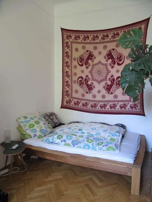 Schlafplatz 1
