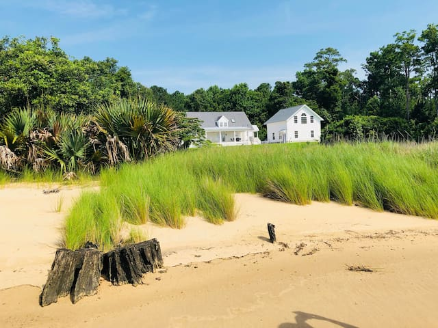 Fisher Point Cottage on the Neuse River
