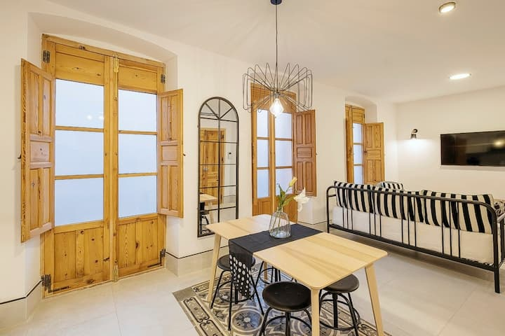 Apartamento de diseño Jaén Centro
