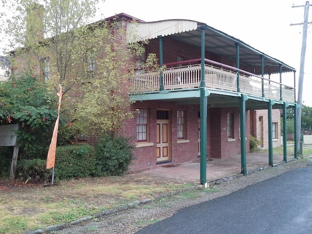 Stoke House Bed and Breakfast - Carcoar - Wikt i opierunek