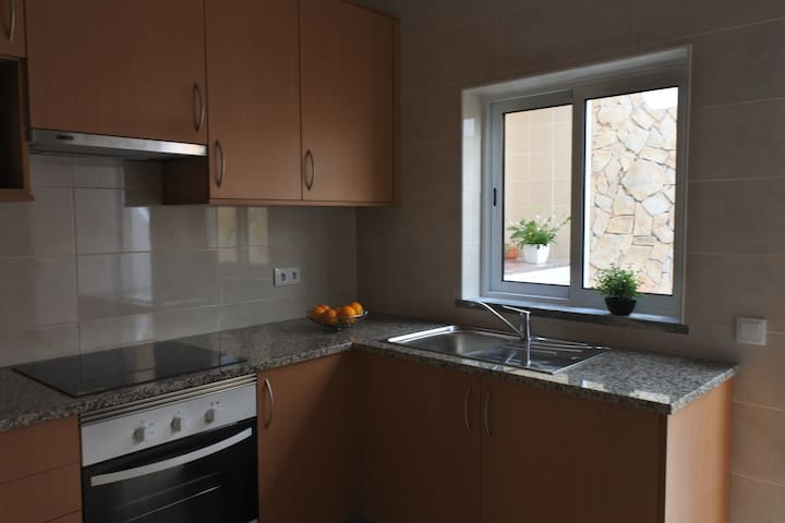Apartment in the center of Carvoeiro with terrace