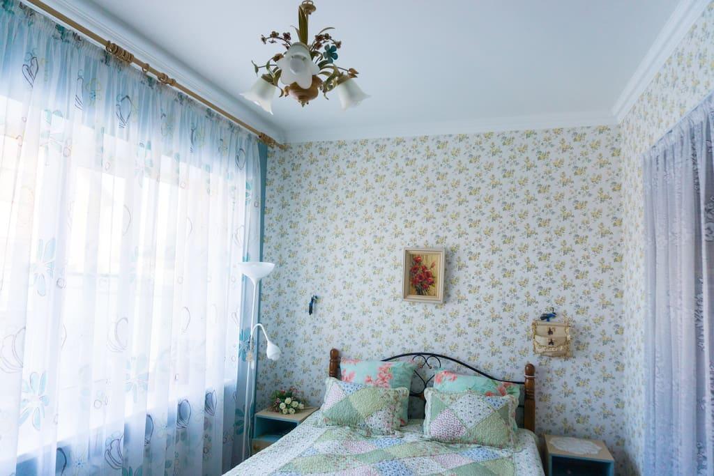 Цветочная комната