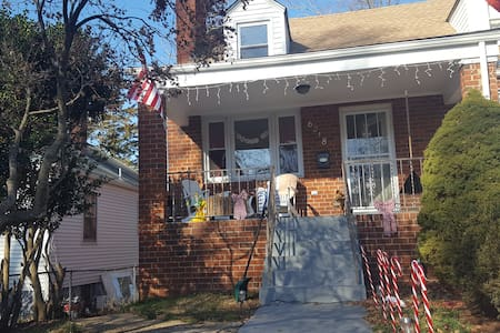 3 Bedroom Apartment in Single Family House - East Riverdale
