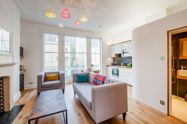 Beautiful Bathwick - Central Bath - Bath - Apartment