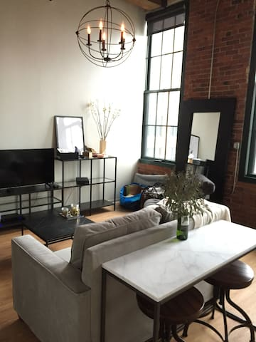 Elegant studio loft in Boston's new place to be - Boston - Loft
