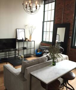 Elegant studio loft in Boston's new place to be - Boston - Loft