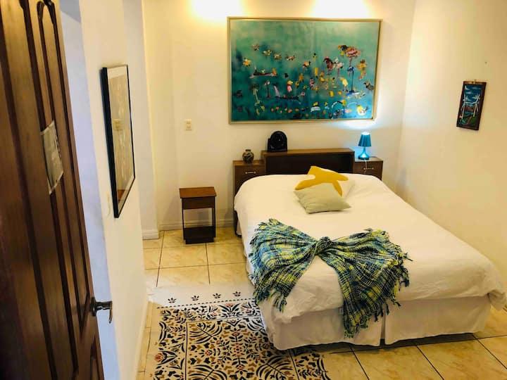 Casa Botánica Otoya - Private Room Great Terrace