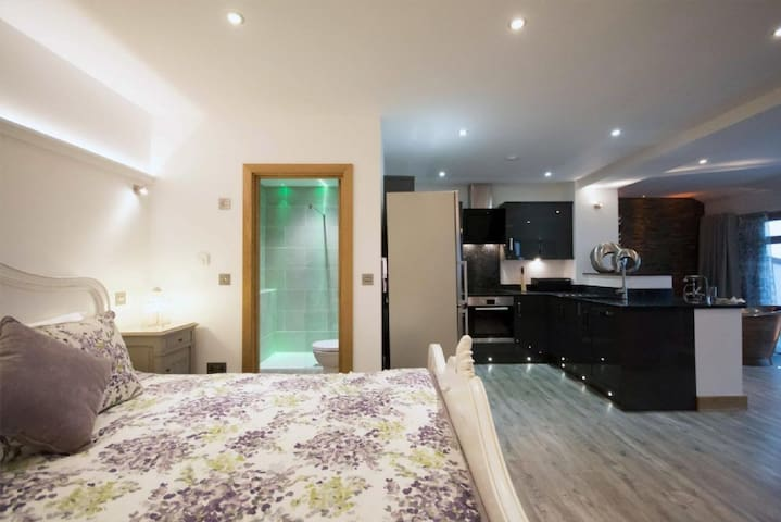 Bijou - luxury retreat for couples - Bude - Byt