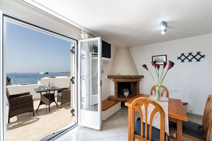 Lomvardou Seaview Apartment - Parikia - Wohnung