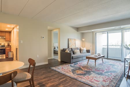 Spacious 2BR Suite Just Outside DC
