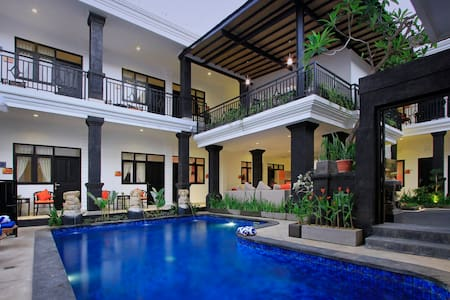 Kubu Anyar Hotel 230K Room Only near to Airport - Other