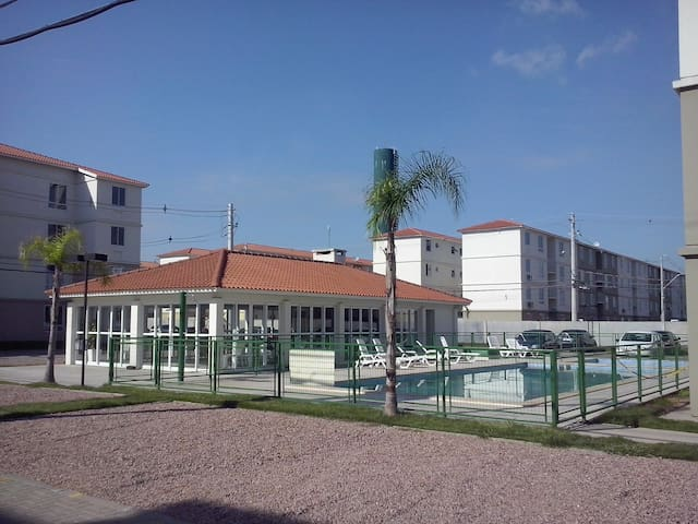 Apartamento para viajantes - Esteio - House