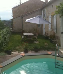 House 200 M2 with swimming pool 8 p - Ligardes - House