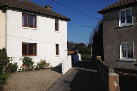 3 Bedroom House in Dalkey with WIFI - Dalkey - Haus