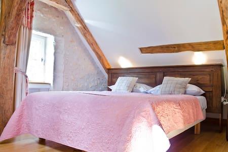 la HERAUDIERE 2 - chambre Ronsard - Tours