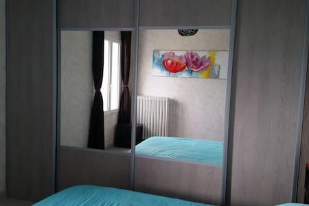 Ferme d'Harmandot (2 chambres) - Chézy-sur-Marne (les roches) - Rumah