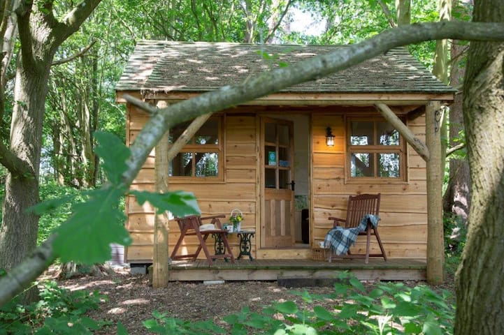 Cedar Lodge @ West Stow Pods