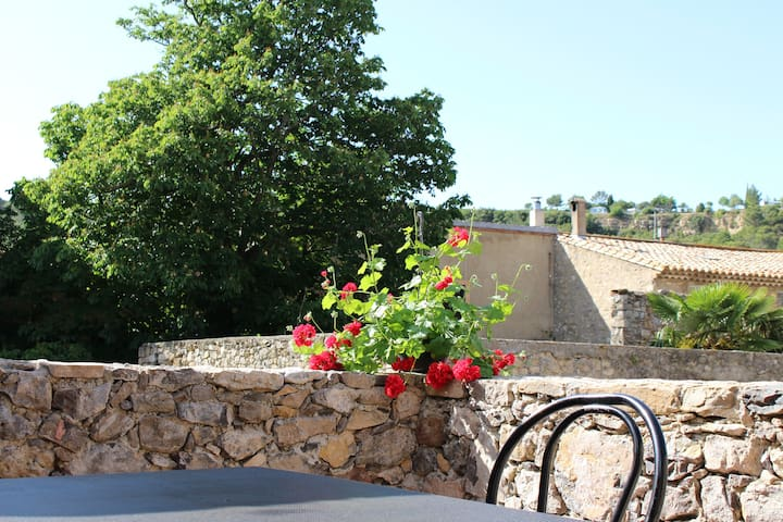Tranquil, Comfortable and Medieval,Delightful - Lagrasse - 一軒家