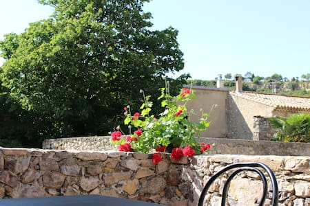 Tranquil, comfortable and medieval - Lagrasse - House