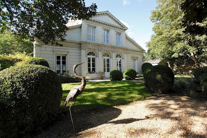 Au cœur des châteaux de la Loire - Bléré - Penzion (B&B)