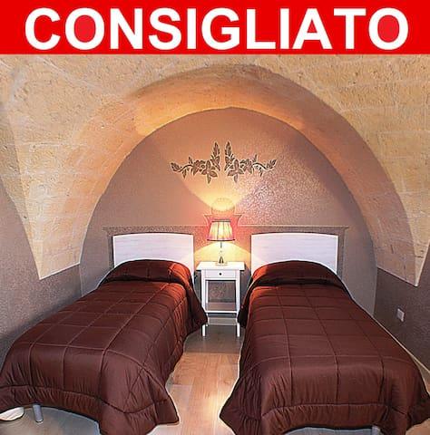 B&B Duca Orsini - Camera Familiare (Max 4 Persone) - Gravina in Puglia