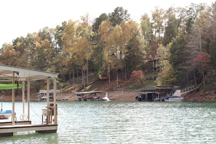 Timber Cove: Quiet, Secluded Lakefront Getaway