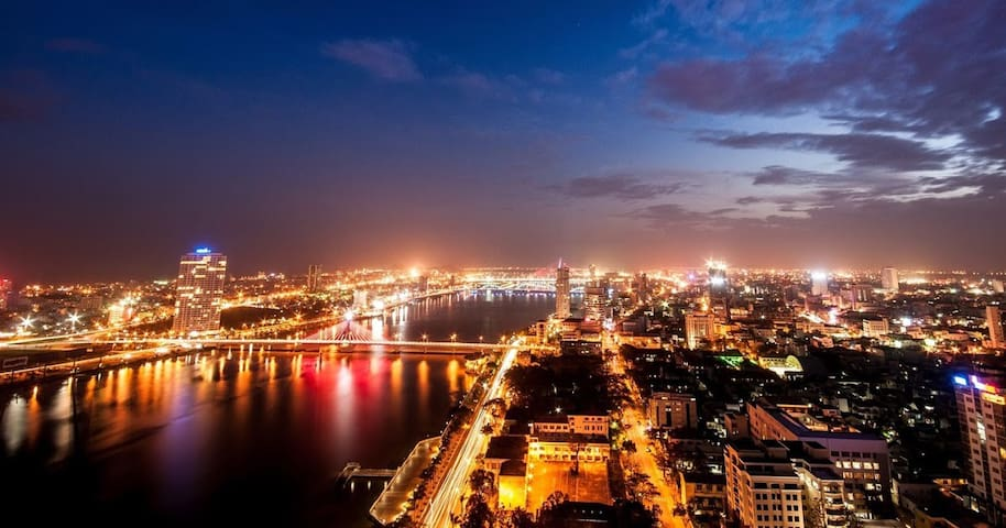 Stunning 4 BedRooms Penthouse!!! - Ho Chi Minh City - Daire