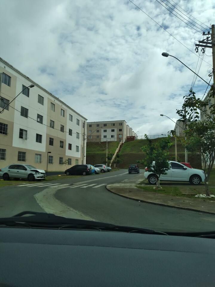 Apartamento próximo  Aeroporto de Confins.