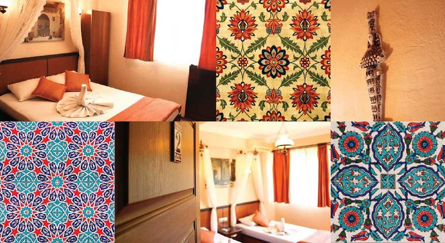 Double Room in the town center - Selçuk - Bed & Breakfast