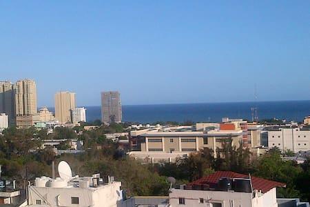 Linda habitación con vista al Mar. - Santo Domingo - Bed & Breakfast