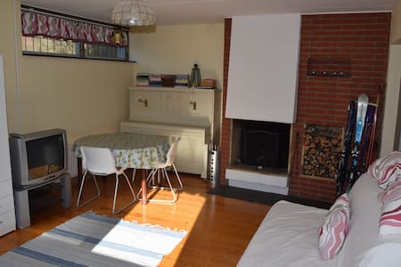 Friendly room with private kitchen - Falun