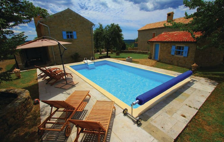 Istrian country house with pool - Kostanjica - Villa