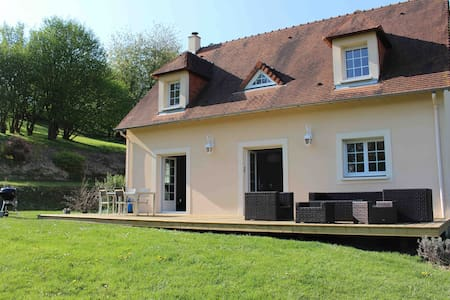 Charming house in the countryside - Le Breuil-en-Auge - Rumah